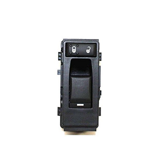 2011-2013 Chrysler 200 & 07-10 Chrysler Sebring & Dodge Avenger & 11-14 Jeep Patriot & Compass & 2007-2011 Dodge Dakota & 2007-2010 Chrysler 300 & Dodge Charger WITHOUT AUTO DOWN WINDOW Right Front PASSENGER POWER Door Lock Window Switch REPLACEMENT GENUINE MOPAR OEM BRAND NEW FACTORY (Dodge Avenger Door Lock Switch compare prices)
