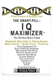 Iq Maximizer The Smart Pill