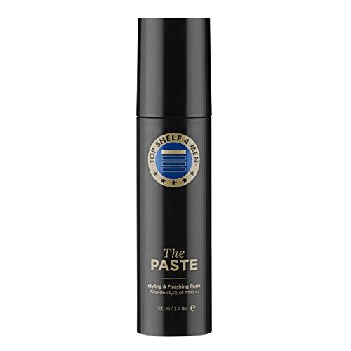 Top Shelf 4 Men - Finish Cream 100ml Styling Creme - La pasta
