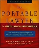 img - for The Portable Lawyer 2nd (second) edition Text Only book / textbook / text book