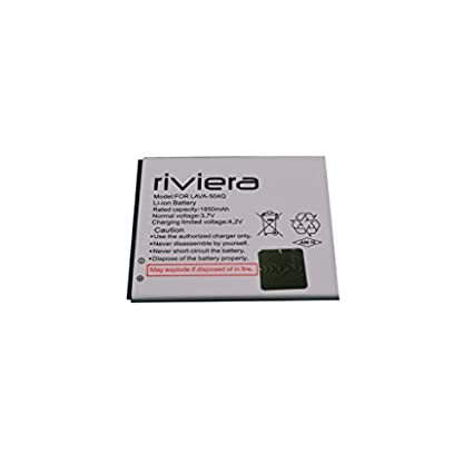 Riviera-1850mAh-Battery-(For-Lava-504Q)