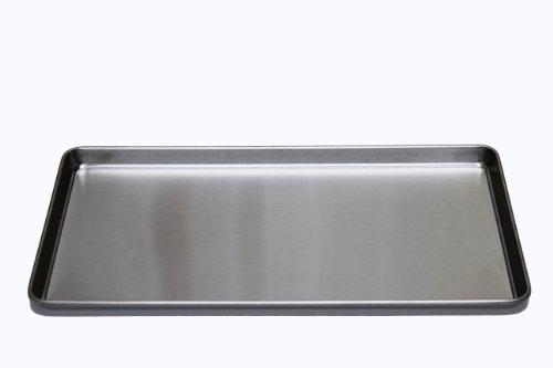 フェリーチェ 大人気!デザインステンレス浅型トレー(ロングタイプ)