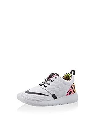 Nike Zapatillas Roshe One FB (Blanco / Multicolor)
