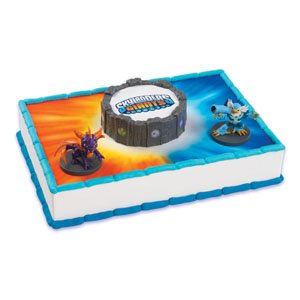 Check Out This Skylanders Cake Kit