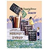 Hershey's Chocolate Syrup Sign