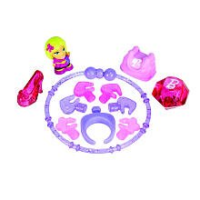 Squinkies Barbie Fashion Surprize Bracelet and Ring Set