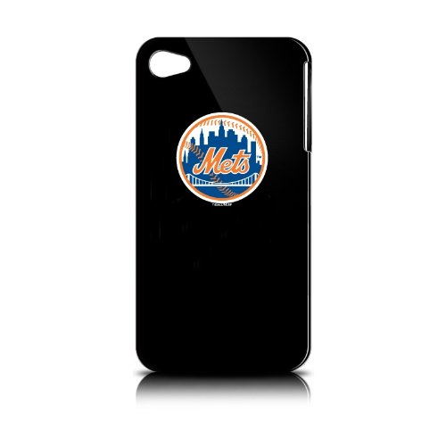 MLB New York Mets iPhone 4 Cover Varsity Jacket Solo at Amazon.com