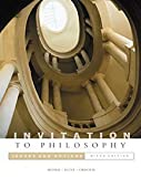 Invitation to Philosophy: Issues and Options (0534561373) by Stanley M. Honer