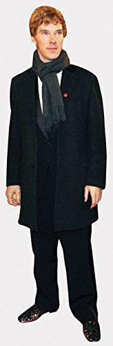 Benedict Cumberbatch Cardboard Cutout (Life Size and Mini Size). Standee. Standup. (Life Size Cutout)