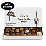 Sees Candies 1 lb. Chocolate & Variety
