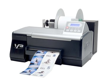 Vipcolor Vp485 Color Label Printer For Printing Product Labels