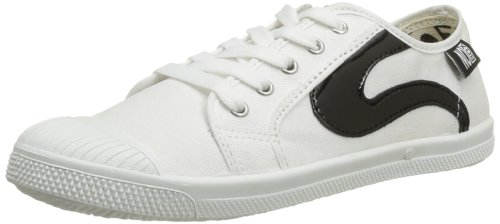 No Box  Bahia,  Sneaker donna, Bianco (Blanc (White)), 41
