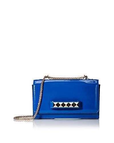 Valentino Women's Rockstud Shoulder Bag, Blue