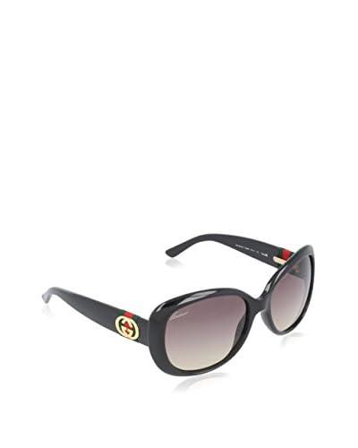 Gucci Sonnenbrille GG 3644/S EDD28 schwarz