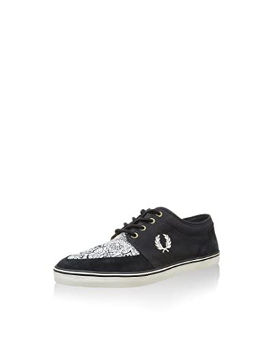 Fred Perry Sneaker Stratford Drakes Print