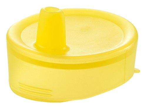 リッチェル Richell おでかけランチくん コップにキャップ シリコーンゴム製 コップにかぶせるだけで簡易マグに