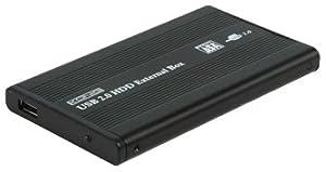 König CMP-MOBSTOR13 Gehäuse für Festplatte (6,4 cm (2,5 Zoll), 500GB, USB 2.0)