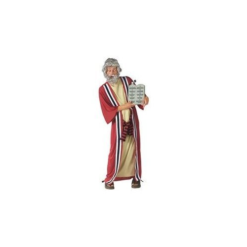 Moses and the 10 Commandments of Party Costume - Standard - Chest Size 33-45