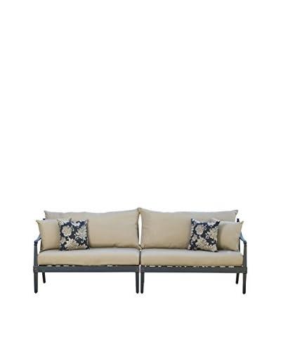 RST Brands Astoria 2-Piece Sofa, Beige