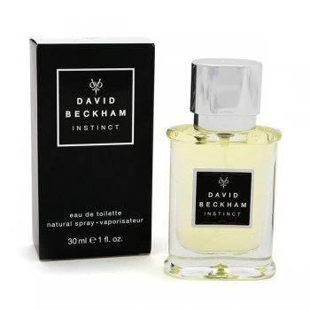 David Beckham, Instinct, Eau de Toilette for Him, 30 ml