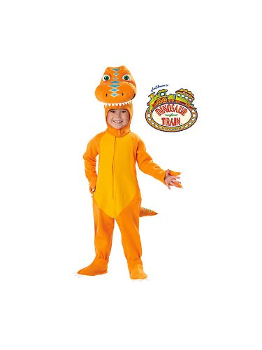 California Costume Collection Dinosaur Train Buddy Costume 3 - 4 Toddler