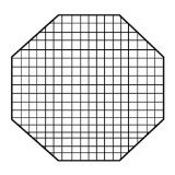 Fotodiox Pro Octagon Eggcrate Grid for 36