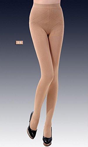 9965895590306 gaomeichaussettes collants sans pieds collants opaques filles jade color - Collants Opaques Colors