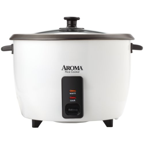 Aroma Housewares 32-Cup (Cooked)  (16-Cup UNCOOKED) Pot Style Rice Cooker (ARC-7216NG) (Rice Cooker Aroma Pot compare prices)