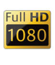 HD 1080p video quality at 30 frames-per-second