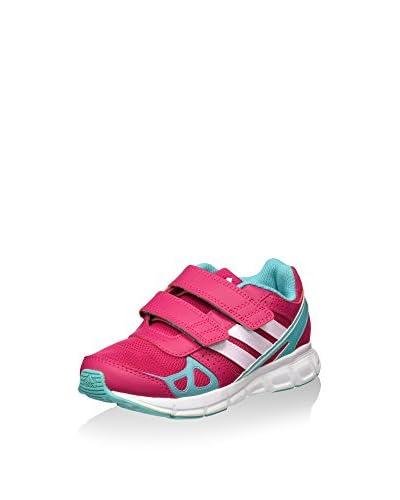 adidas Sneaker HYPERFAST CF K  [Fucsia]