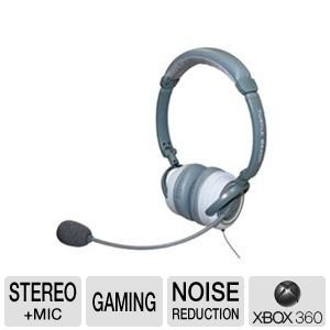 Turtle Beach Ear Force Xlc Stereo Gaming Headset For Xbox 360 (Refurbished)