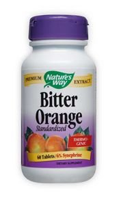 Nature's Way Bitter Orange 450 Mg Standardized Extract - 60 Tablets (4 Pack)