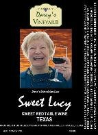 2013 Darcy'S Vineyard Sweet Lucy 750 Ml