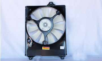 98-03 TOYOTA SIENA COND CONDENSER FAN ASSEMBLY (Toyota Siena Wheel Cover compare prices)