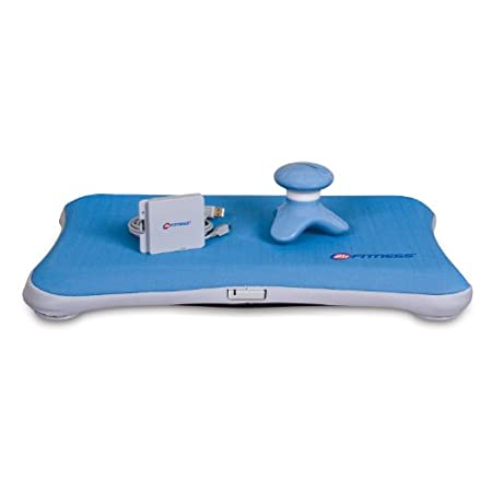 Wii 3-in-1 24 Hour Fitness Kit - Blue