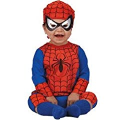 Marvel Spider-Man Infant Costume (Size 12-18 mos)