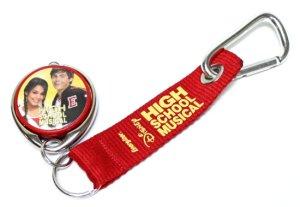 Energizer 05788 - Disney High School Musical Led Keychain Flashlight With Belt Clip (Hsmc2Acs)