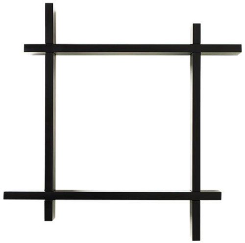 Burnes Of Boston Interlocking Ledge Black Home Garden