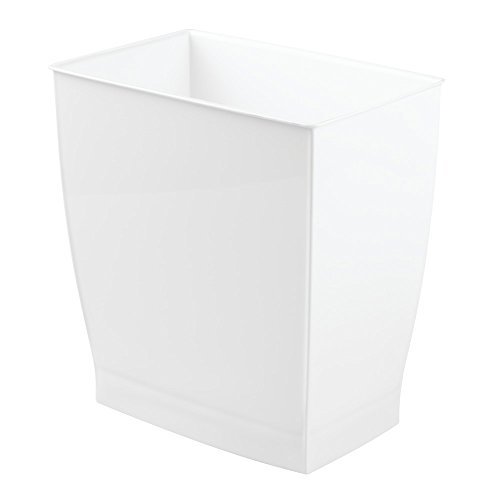 interdesign-64931eu-mono-corbeille-a-dechets-polyester-blanc-284-x-188-9-x-303-cm