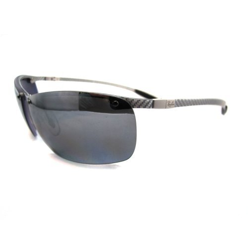 036751a748 Best Buy Ray Ban RB8306 Tech Sunglasses - 083 82 Light Carbon (Polarized  Gray Silver Mirror Lens) - 64mm
