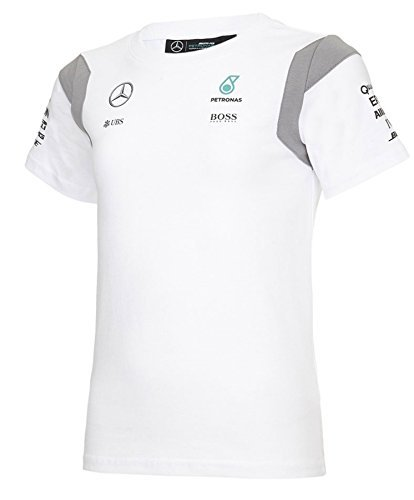 new-for-2016-mercedes-amg-petronas-kids-driver-tee-white-1-2-years-3-4-years-by-mercedes-amg-petrona