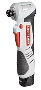 Craftsman 9-17562 Nextec 12-volt Right-Angle Impact Driver by Craftsman