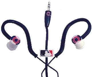 MLB Chicago Cubs Joggers Earphones at Amazon.com