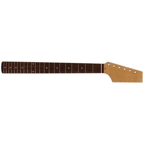 S-96F Golden Gate T-Style Guitar Neck (Maple/Clear)