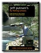 Jeff Putnam's Fly Fishing Schools Spey Casting Instruction Volume 1 Novice & Volume 2 Intermediate (2 Volumes on one disc Fly Fishing Tutorial DVD)