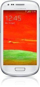 Samsung Galaxy S3 mini white ohne Simlock, ohne Branding, ohne Vertrag