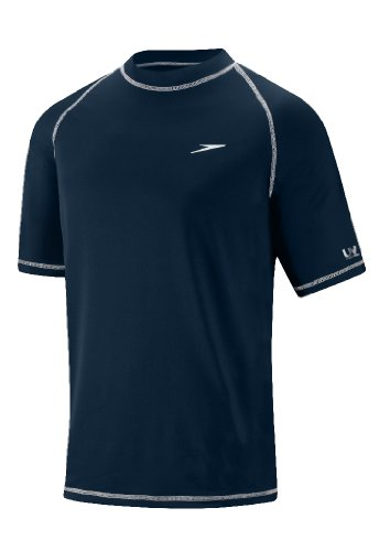 Mens Swim Shirts Loose Fit