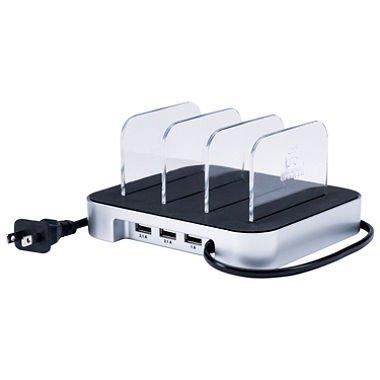 sharper-image-charging-station