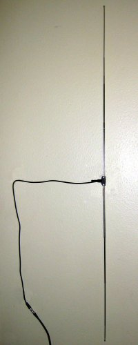 Fm Indoor Or Portable Dipole Stereo Hd Antenna With 300 Ohm Transformer For Older Tuners