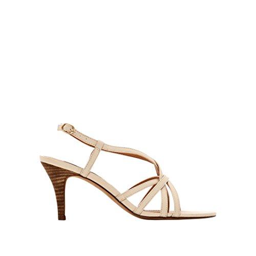 Esprit Donna Esprit Dor Sandal2 Taglia 40 Beige